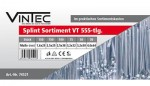 Assortiment 555 goupilles fendues en coffret - VINTEC