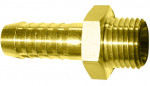 "Embout pneumatique raccord cannelé 9 mm 3/8"" AG"